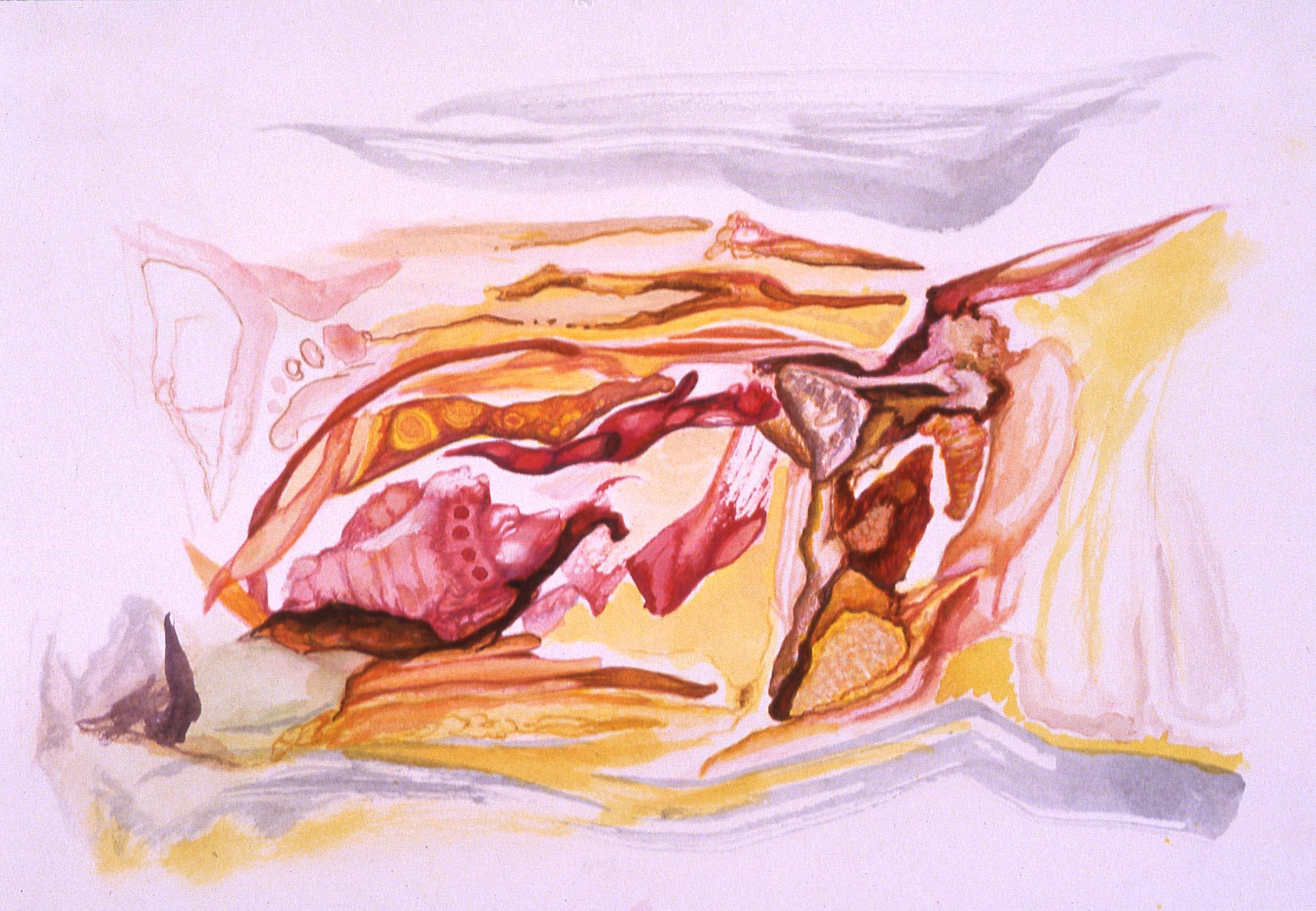 Subconscious Drawing 2