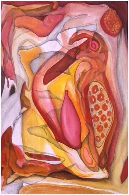 Subconscious Drawing 4