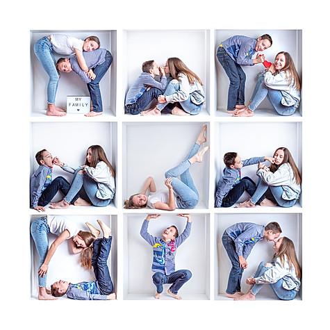 Claire Bevalet Photographie - Enfants - Photographe Enfants Antibes - Photographe Enfants Alpes-Maritimes - Séance Photo Box - Box Family - Box Kid's
