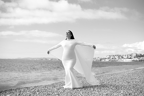 Claire Bevalet Photographie - Grossesse - Photographe Grossesse Antibes - Photographe Grossesse Alpes-Maritimes