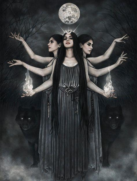 witchcraft spell.