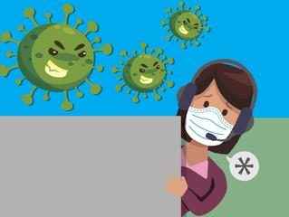 Desafios dos contact centers no pós-pandemia
