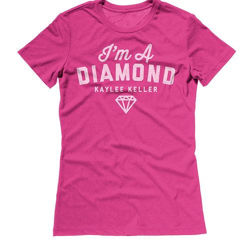 "(KIDS) ""I'm A Diamond"" t-shirt"
