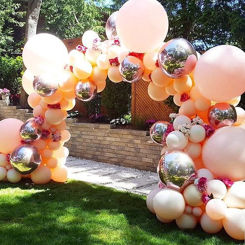 OCT 14th Self Standing Balloon Full Arch Class