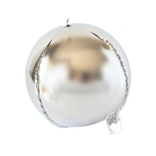 """22"""" Silver Orbz"""