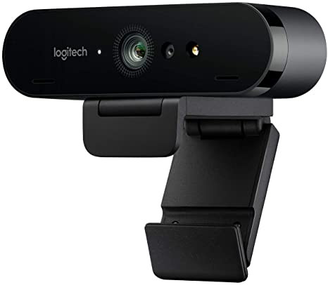 Logitec Brio 4k Streaming from home