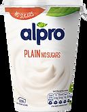 Alpro NS Plain Yog Alter 500g.png