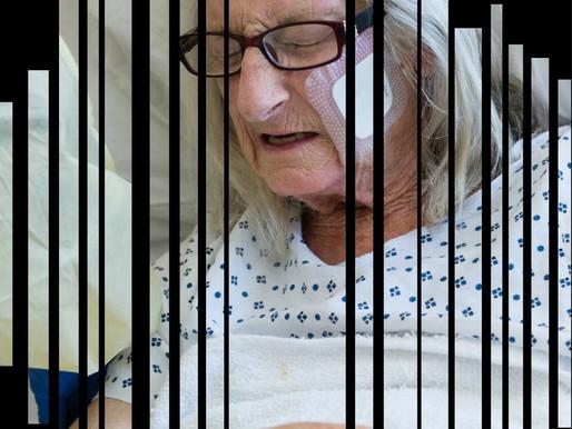 Θάνατος ηλικιωμένης εν αναμονή ιατρικής φροντίδας / Death of elderly while waiting for medical care