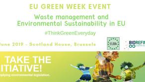 PROLIFIC attends EU Green Week 2019