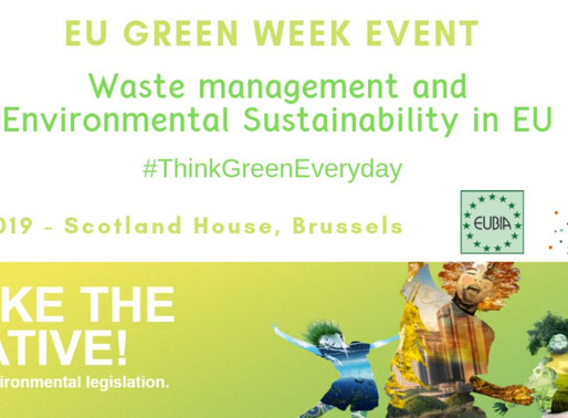 PROLIFIC attends EU Green Week 2019