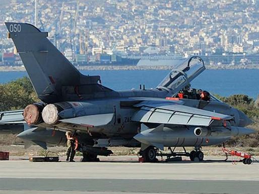 Βρετανικές Βάσεις - Πόλεμος στη Συρία