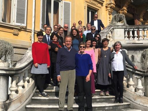 Δημοσιογραφική Διάσκεψη και μηνύματα από τον Πρόεδρο του EWE Foundation και τον Υπουργό Γεωργίας