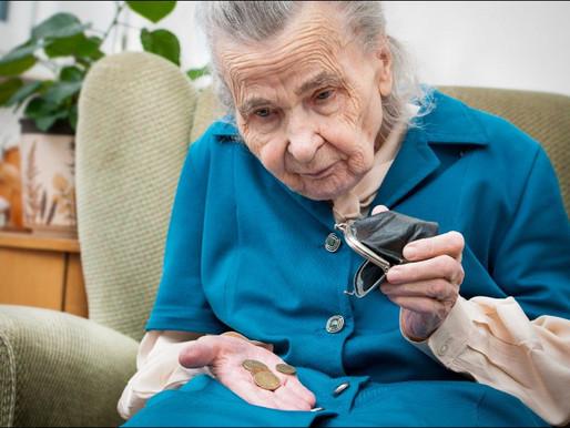 Αύξηση επιδόματος προς χαμηλοσυνταξιούχους