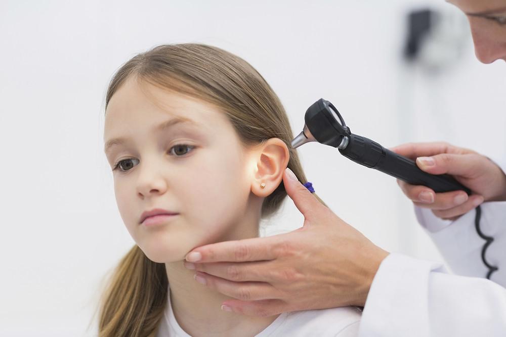 Ακουολογική εξέταση