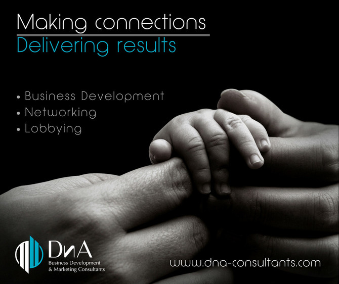 Business Development, Networking and Lobbying