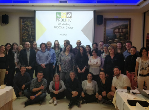 M7 PROJECT meeting held in Cyprus