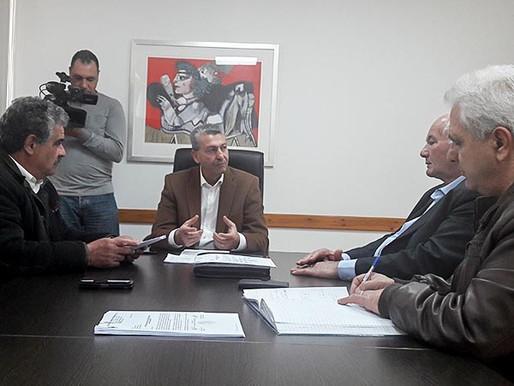 Συνάντηση Γ. Λιλλήκα με την Παγκύπρια Οργάνωση Πολυτέκνων