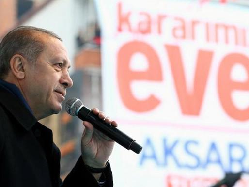 Αποτέλεσμα δημοψηφίσματος στην Τουρκία