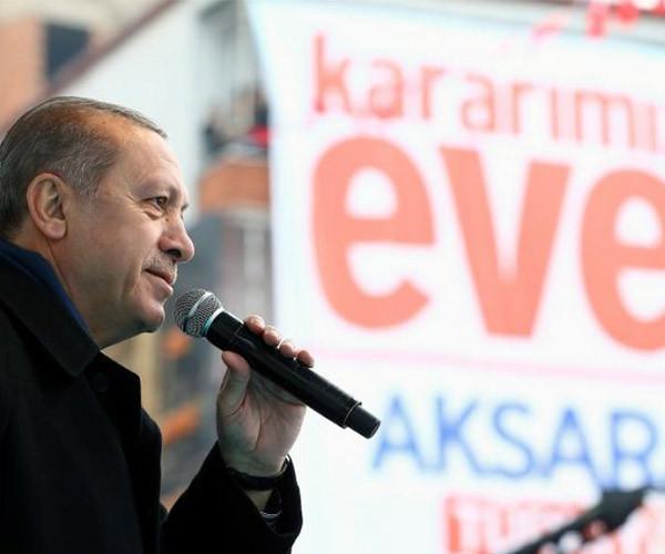 Δημοψήφισμα στην Τουρκία