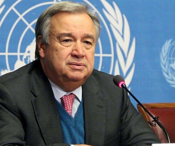Έκθεση ΓΓ ΟΗΕ
