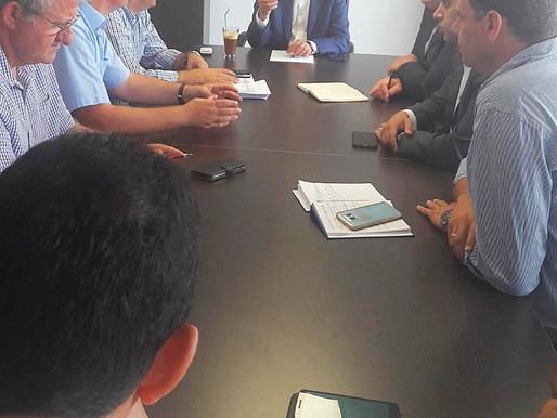 Συνάντηση Γ. Λιλλήκα με ΠOEΔ-ΟΕΛΜΕΚ-ΟΛΤΕΚ