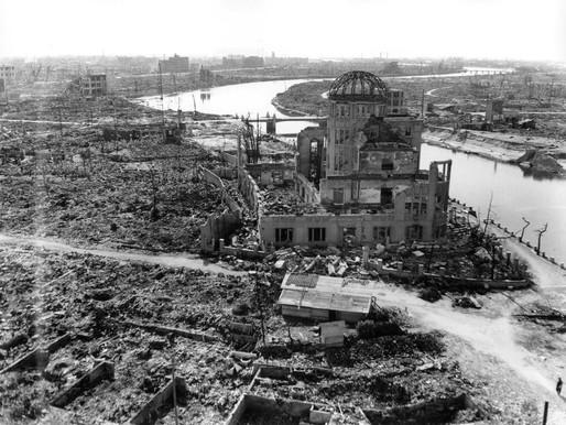 73η Μαύρη επέτειος ρίψης ατομικής βόμβας σε Χιροσίμα και Ναγκασάκι