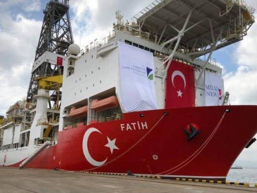 Έναρξη διαβουλεύσεων Τουρκίας-Europol και Τουρκικών γεωτρήσεων