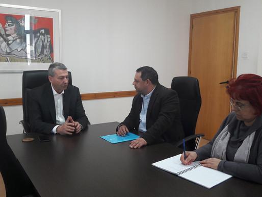 Συνάντηση Γ. Λιλλήκα με Παγκύπρια Συνομοσπονδία Ομοσπονδιών Συνδέσμων Γονέων Δημοσίων Σχολείων Μέσης