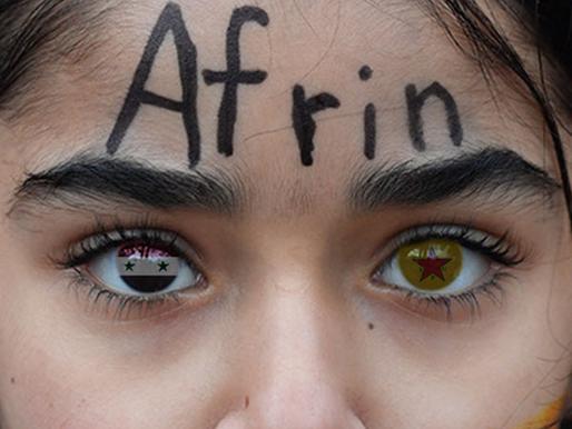 Παραβίαση ψηφίσματος ΟΗΕ από Τουρκία για Αφρίν