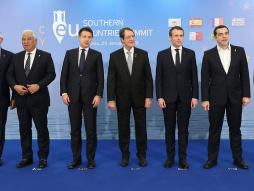 Συμπεράσματα της Συνόδου Νοτίων Χωρών της Ε.Ε.