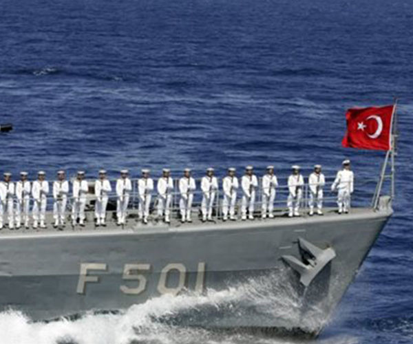 Τουρκικές ασκήσεις