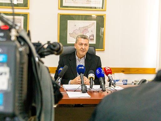 Απάντηση Προέδρου Συμμαχίας Πολιτών για την επιστολή ΕΔΕΚ για πενταμερή συνάντηση
