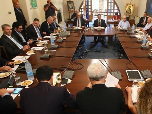 Κυπριακό - Δημόσιες αντιπαραθέσεις
