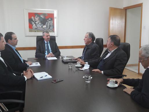 Συνάντηση Γ. Λιλλήκα με ομάδα πρωτοβουλίας Αμμοχώστου