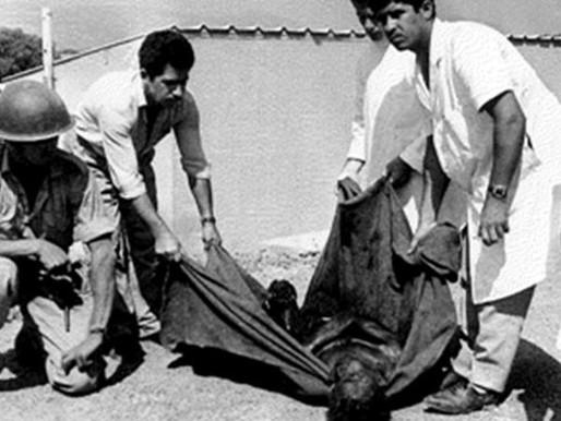 54η Μαύρη επέτειος βομβαρδισμού Τηλλυρίας