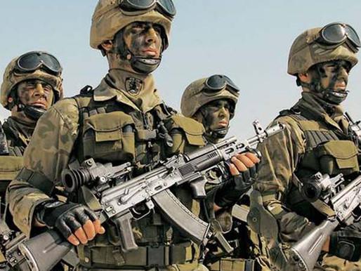 Ενίσχυση της Εθνικής Φρουράς