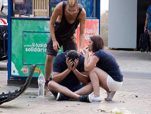 Τρομοκρατικό κτύπημα στην Ισπανία