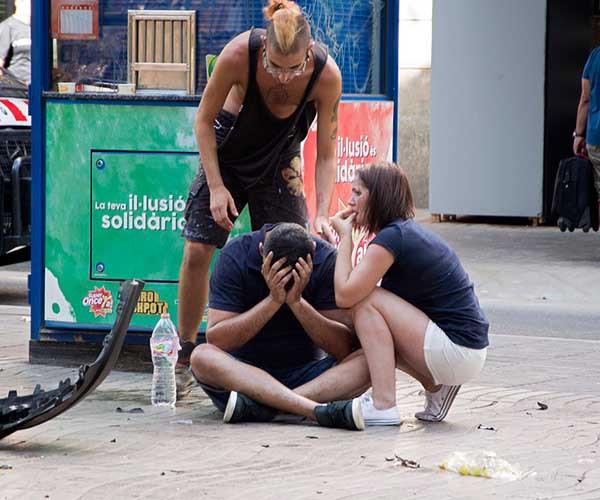 Χτύπημα στη Βαρκελώνη