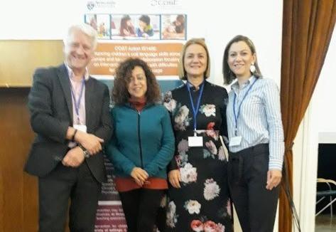 Συμμετοχή του ΤΕΠΑΚ στο διεθνές συνέδριο με θέμα Ενισχύοντας τις γλωσσικές ικανότητες των παιδιών