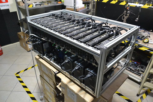 Cod. 13N270 - RIG plug & play (Produzione fino a 0,003BTC/Day)
