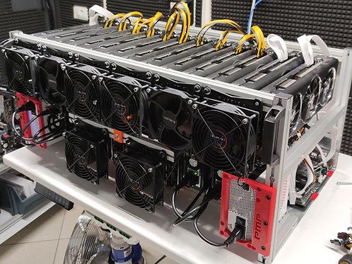 10/9 RX 5700 XT (fino a 0,1 ETH/24h)