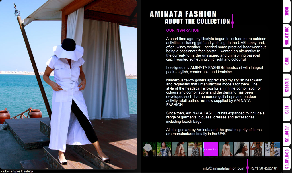 Aminata Fashion