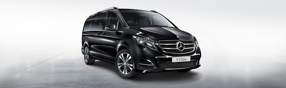 Mercedes V-Class 7 Seater