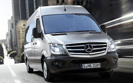 Mercedes Sprinter 11/14/16 Seats