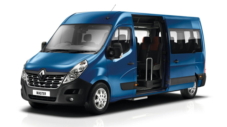 Masterbus 11 Seats
