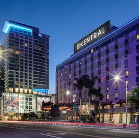 eE-Central Hotel Downtown Los Angeles