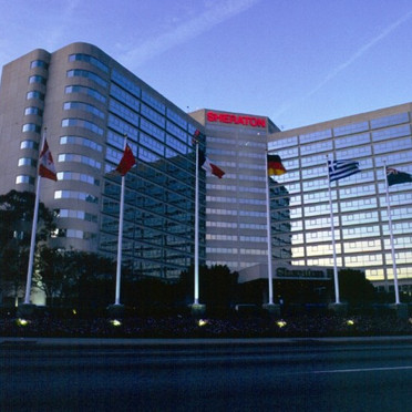 Sheraton Gateway Hotel Los Angeles