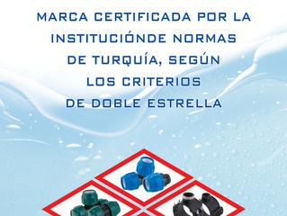Certificación de Calidad de Doble Estrella POELSAN