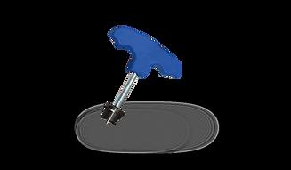 Broca para perforacion de conector inicial