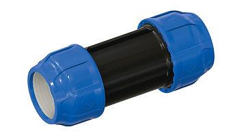 Enlace tubo Polietileno para reparación